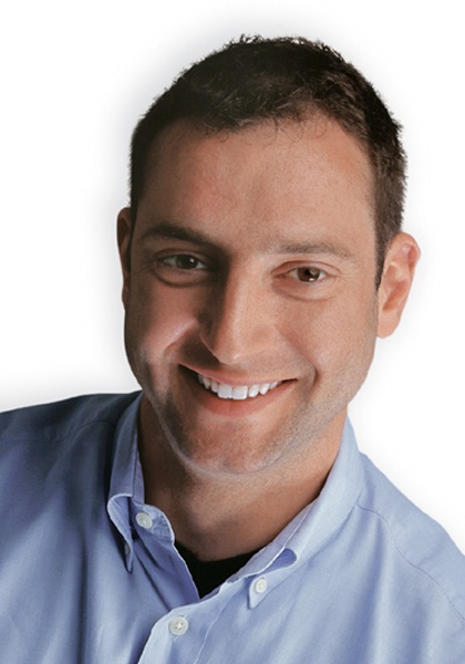 """Oliver Brix, experienced dental technician and author of the book """"Fascinating All-Ceramics""""."""