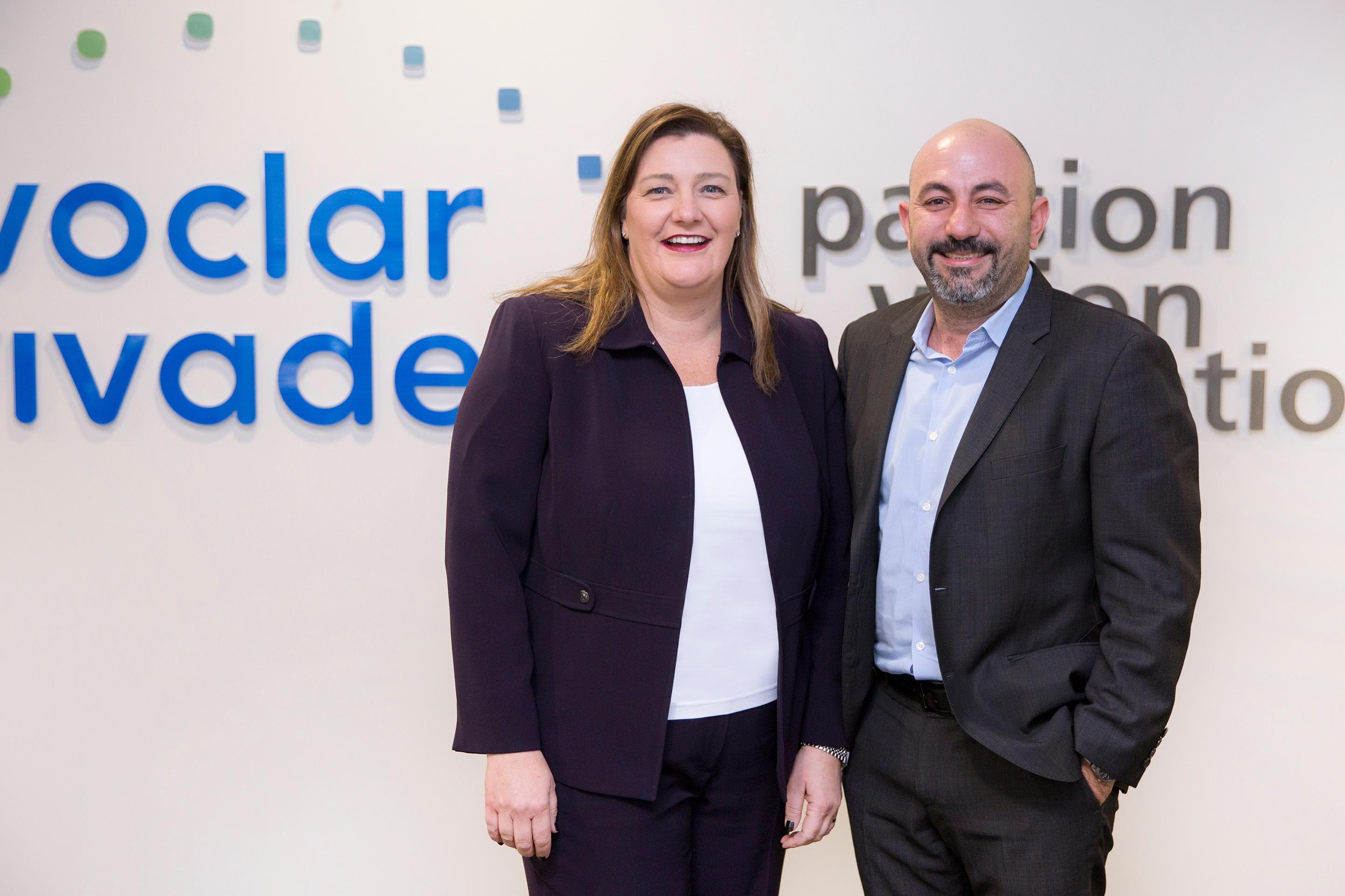 Ivoclar Vivadent and Harvest Dental form Strategic Partnership