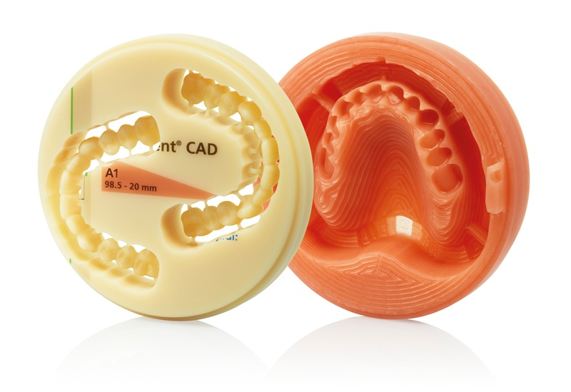 Digital Denture - Discs