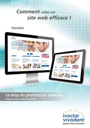 Comment construire un site internet efficace et soigner son image en ligne lorsque l'on est dentiste ?