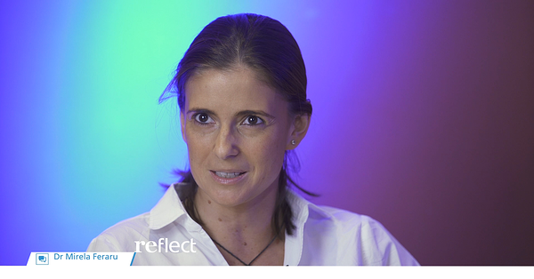 Featured image - A video interview with Dr Mirela Feraru: