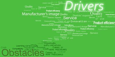 Drivers: Increased quality and efficiency