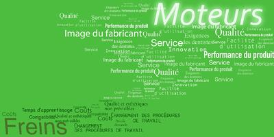 Moteurs : amélioration de la productivité et de l'efficacité