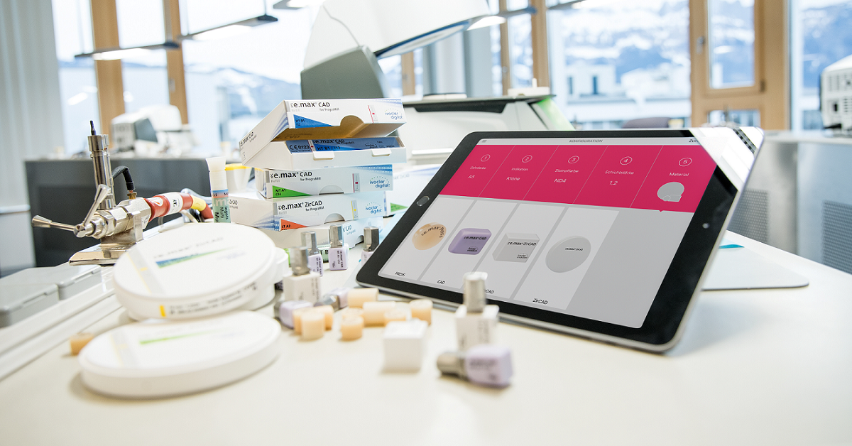 "Many dental laboratories have already embraced digital procedures. Digital technology has outgrown its infancy and the associated ""teething problems""."