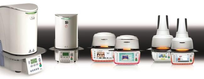 Con la integración de nuevas funciones y accesorios adicionales, se aumenta el estado de los hornos de cerámica, inyección y sinterizado de la marca Programat.