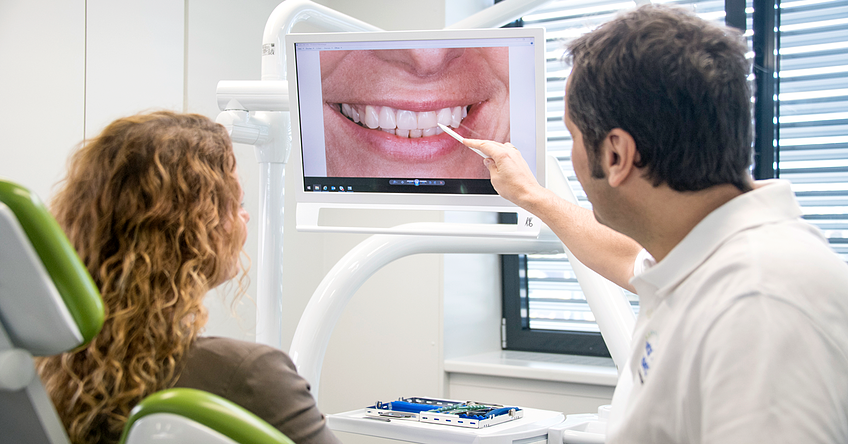 Some dentists have already dealt with this topic intensively and are already working digitally.