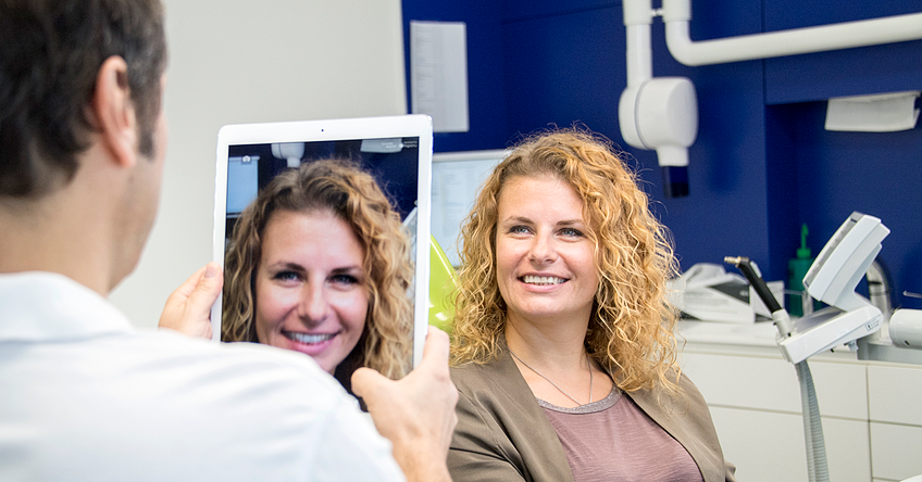 Digital technology has changed the dental industry.