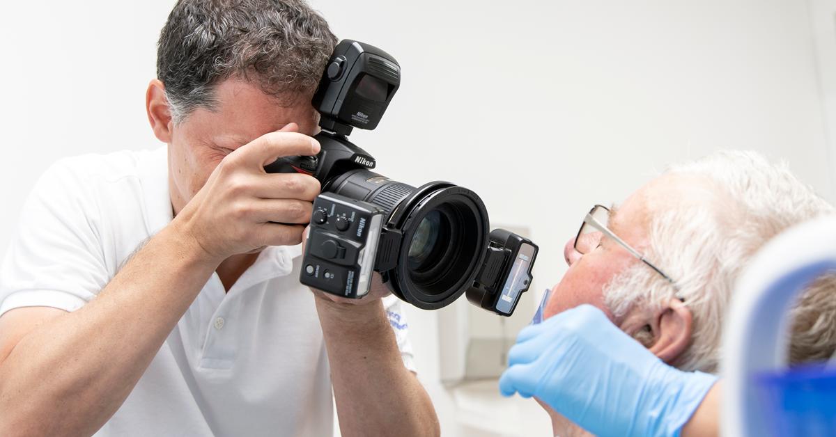 Dentalfotografie: So meistern Sie die Herausforderung Intraoralbilder
