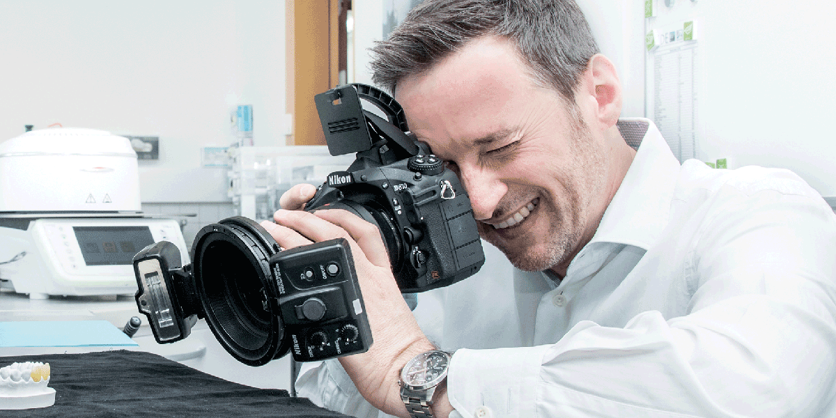 Selecting the right camera is essential to obtaining good-quality images - and this also applies to dental photography.