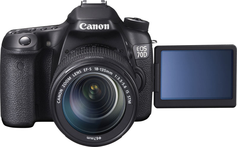 Single-lens reflex cameras