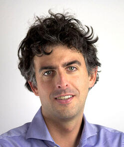 Roland Mörzinger, CEO and co-founder of Kapanu AG (Zurich/Switzerland)