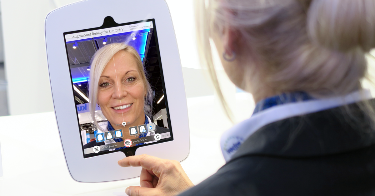 Related post - How Augmented Reality facilitates dental treatments