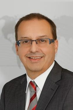 Armin Ospelt, Senior Director Global Marketing Ivoclar Vivadent.