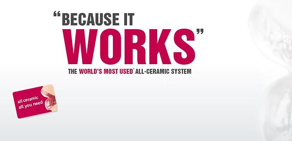 Featured image - All ceramics: IPS e.max – because it works