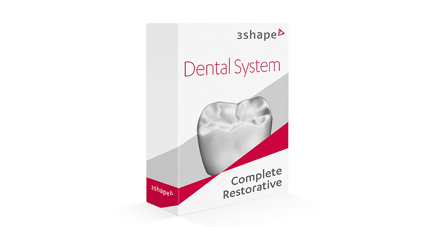 Flexible scanning with the new dental software