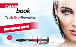 case book Tetric Evo-Flowables