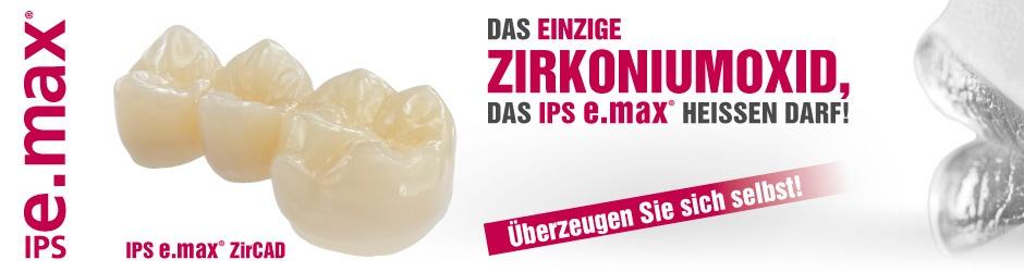IPS e.max ZirCAD