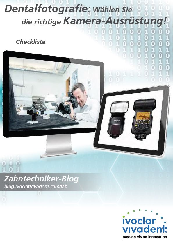 Dentalfotografie: Richtige Kamera-Ausrüstung