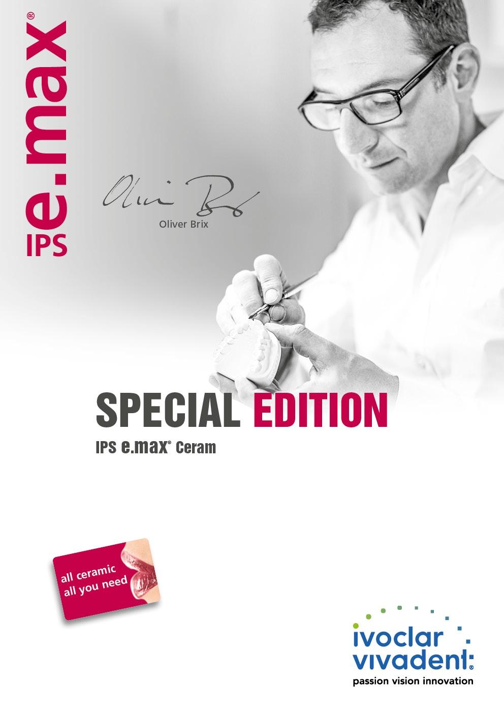 Special Edition Oliver Brix