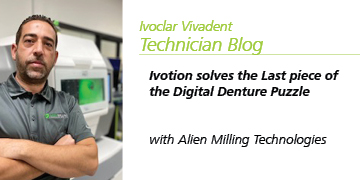 Ivotion Solves the Last Piece of the Digital Denture Puzzle