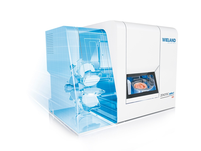 Milling system for efficient machining of acrylic materials