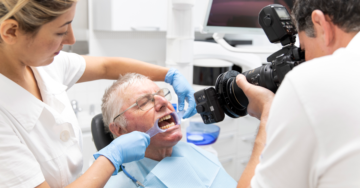 Dental photography: all tips at one click