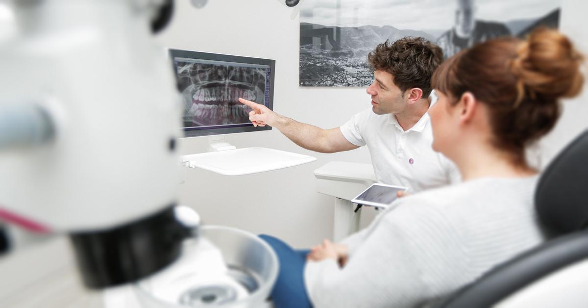Interview: Zeitgemässe Zahnmedizin – zwischen Ästhetik, Effizienz und Qualität