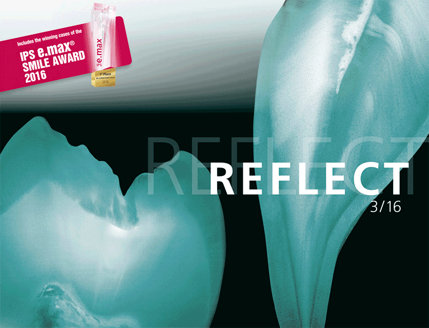 New Reflect about the winning entries of the IPS e.max Smile Award