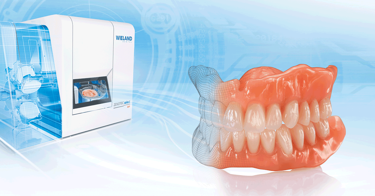 How the Digital Denture works!