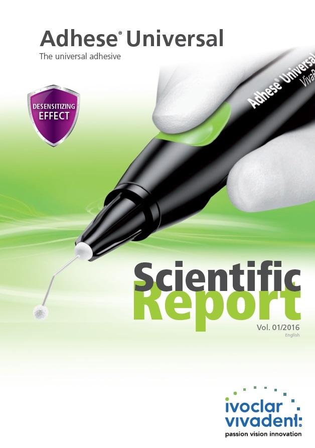 Adhese Universal Scientific Report