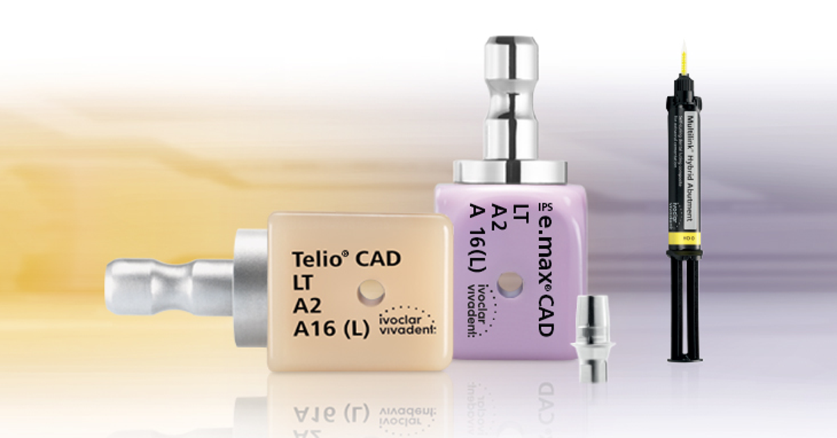 Abutment Solutions for CEREC