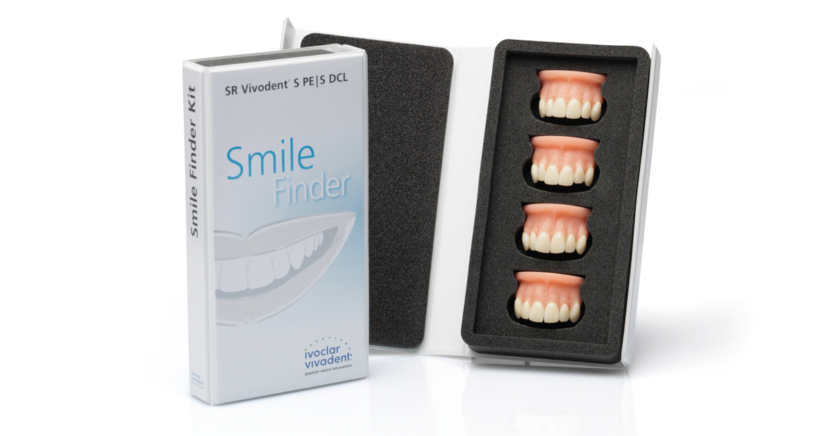 SR Vivodent S PE / S DCL Smile Finder Kit